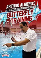 Cover: arthur albiero's all-encompassing approach to butterfly training