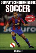 Cover: complete conditioning for soccer