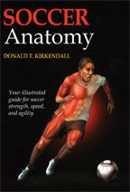 Cover: soccer anatomy