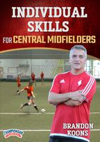 Cover: individual skills for central midfielders
