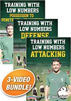 Cover: training with low numbers 3-pack