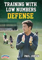 Cover: training with low numbers - defense