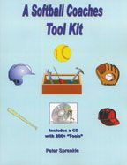 Cover: a softball coaches  tool kit  (with cd-rom)