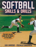 Cover: softball skills & drills (2nd edition)