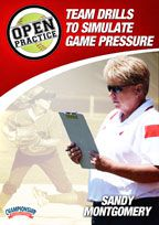 Cover: open practice: team drills to simulate game pressure