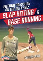 Cover: putting pressure on the defense: slap hitting & base running