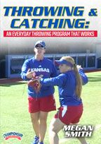 Cover: throwing and catching: an everyday throwing program that works