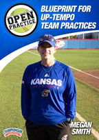 Cover: open practice: blueprint for up-tempo team practices