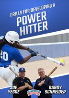 Cover: drills for developing a power hitter