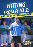 Cover: hitting from a to z: drills for average and power