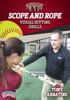 Cover: frozen ropes: scope and rope - visual hitting drills