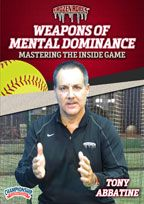 Cover: frozen ropes: weapons of mental dominance - mastering the inside game