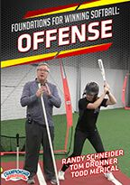 Cover: foundations for winning softball: offense