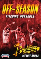 Cover: off-season pitching workouts
