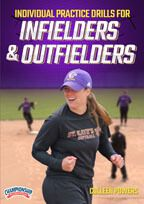 Cover: individual practice drills for infielders & outfielders