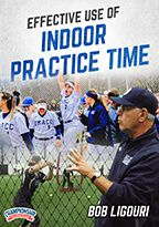 Cover: effective use of indoor practice time