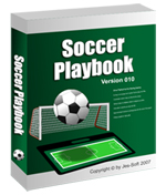 Cover: soccer playbook 010