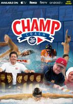Cover: champcoach swimming/ diving/ water polo membership