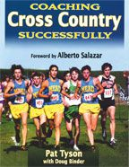 Cover: coaching cross country successfully