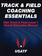 Cover: track & field coaching essentials