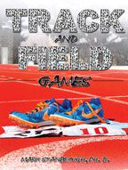 Cover: track and field games