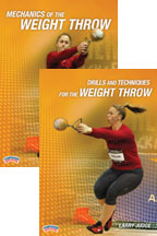 Cover: weight throw set