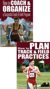 Cover: coaching track & field set