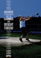 Cover: advanced techniques for the hammer and weight throw