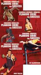 Cover: track & field coach's planning guide for success