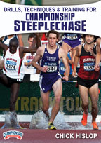 Cover: drills & techniques for successful steeplechase