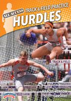 Cover: all access wartburg track & field practice: hurdles
