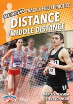 Cover: all access wartburg track & field practice: distance/middle distance