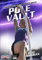 Cover: championship speed & power drills: pole vault