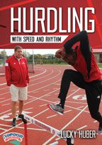Cover: hurdling with speed and rhythm