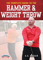Cover: the complete guide to the hammer & weight throw