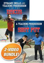 Cover: john dagata's teaching progression for the throws 2-pack
