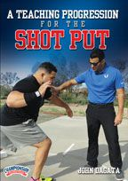 Cover: a teaching progression for the shot put