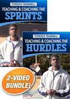 Cover: terrence trammell: sprints and hurdles 2-pack