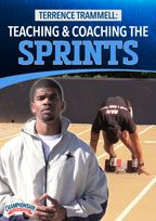 Cover: terrence trammell: teaching and coaching the sprints