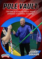 Cover: pole vault: training & technical phase-based approach to seasonal planning