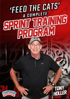 "Cover: ""feed the cats"": a complete sprint training program"