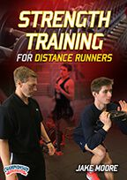 Cover: strength training for distance runners