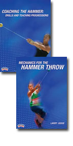 Cover: hammer throw set