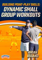 Cover: building point-play skills: dynamic small group workouts