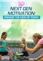 Cover: next gen motivation: engage the kids of today