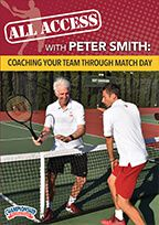 Cover: all access with peter smith: coaching your team through match day