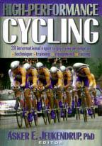 Cover: high-performance cycling