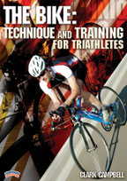 Cover: the bike: technique and training for triathletes
