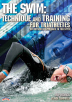 "Cover: the swim: technique and training for triathletes - an ""outside-in"" approach to freestyle"