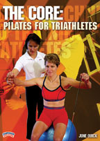 Cover: the core strength: pilates for triathletes